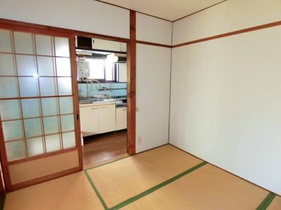【居間・リビング】阪神マンション