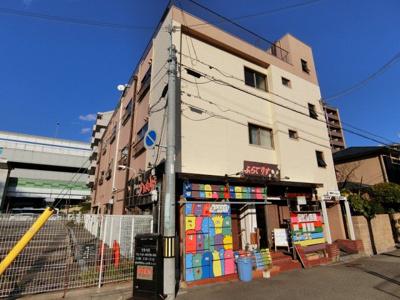 【外観】阪神マンション