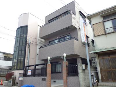 【外観】ローテローゼ久寿川