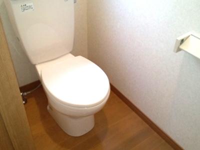 【トイレ】ローテローゼ久寿川