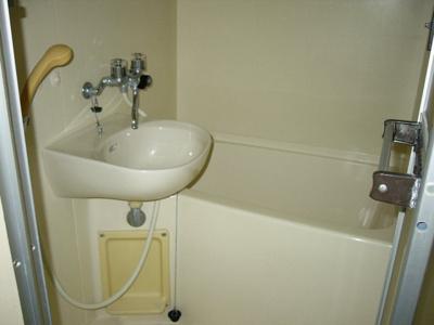 【浴室】メゾンオオギ