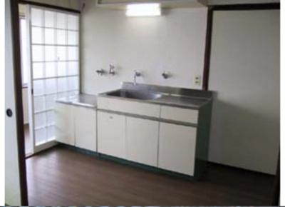 【キッチン】上甲子園ハイツ