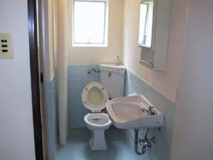 【トイレ】上甲子園ハイツ