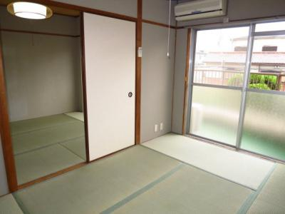 【寝室】サニーハイツ甲子園