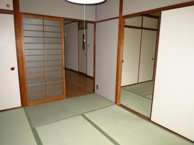 【居間・リビング】サニーハイツ甲子園