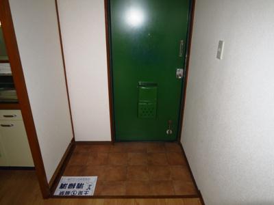 【玄関】サニーハイツ甲子園