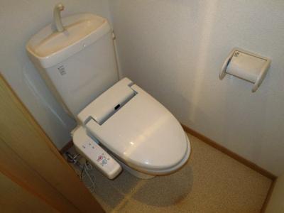 【トイレ】グランジェルメ