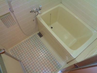 【浴室】第二コーポ小林