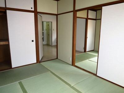 【寝室】山本ビル