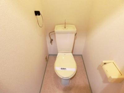 【トイレ】大八マンション