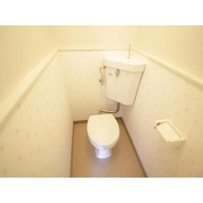 【トイレ】ショウワマンション