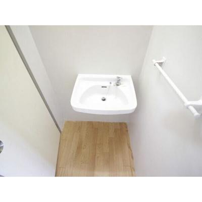 【洗面所】ショウワマンション