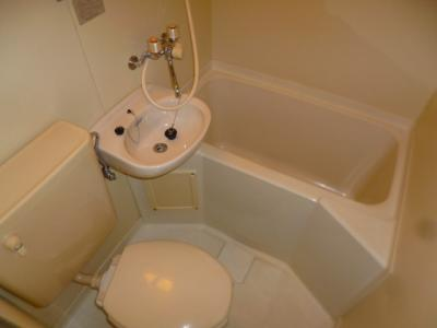 【浴室】ダイコービル