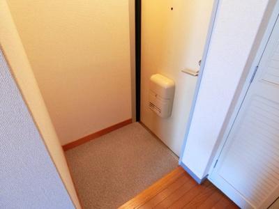 【玄関】インペリアル甲子園