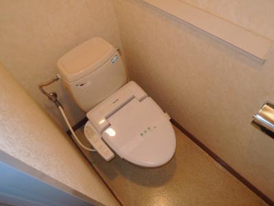 【トイレ】ヴィラ浜甲子園