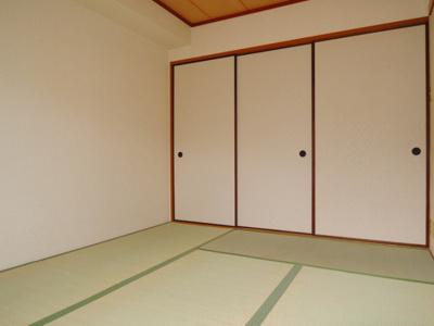 【寝室】ヴィラ浜甲子園