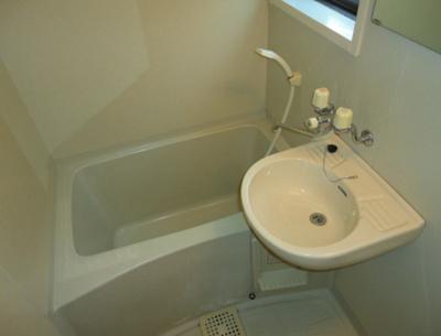 【浴室】マンションハレクラニ