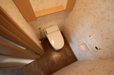 【トイレ】赤松町2丁目貸家