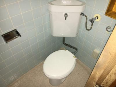 【トイレ】上甲子園1丁目貸家