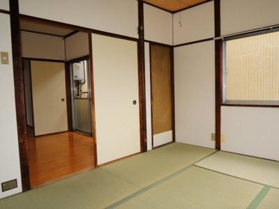 【居間・リビング】喜代田マンション