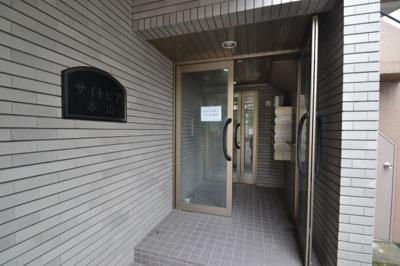 【エントランス】サイトピア本山