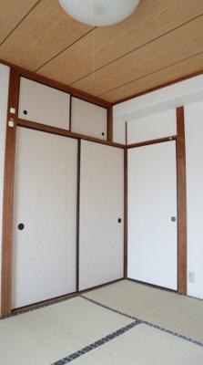 【和室】サンハイツ兵庫