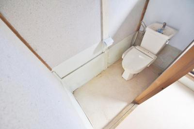 【トイレ】大ヶ塚連棟平屋