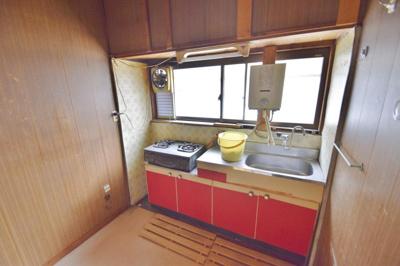 【キッチン】大ヶ塚連棟平屋