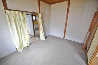 【寝室】大ヶ塚連棟平屋