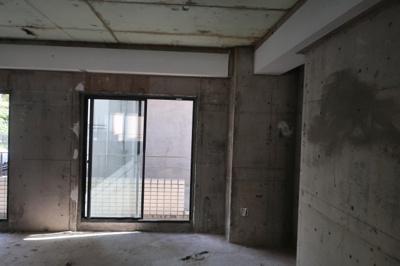 竹下館高松ビル 階段下・入口