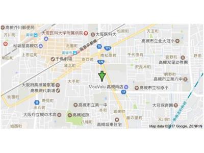 【地図】第一マンション山木