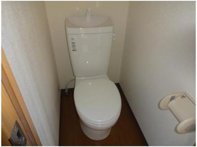 【トイレ】第一マンション山木