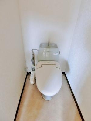 【トイレ】キャッスルヒロセ