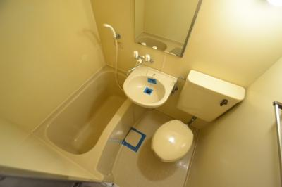 【浴室】メゾン・ド・エミュウ