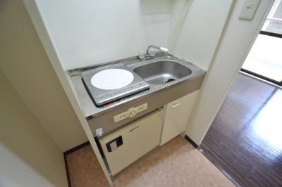 【キッチン】クラフトハイツ