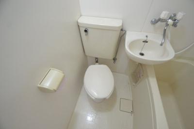 【トイレ】クラフトハイツ