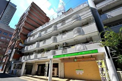 【外観】サンヴィラ六甲道パート2