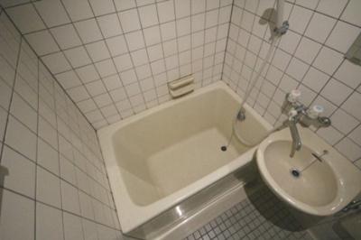 【浴室】サンヴィラ六甲道パート2