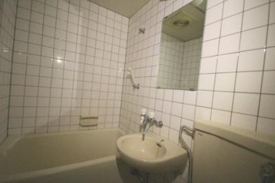 【洗面所】サンヴィラ六甲道パート2