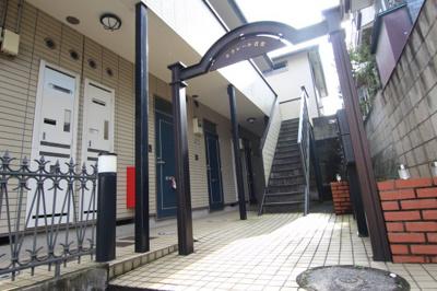 【エントランス】エクレール日吉