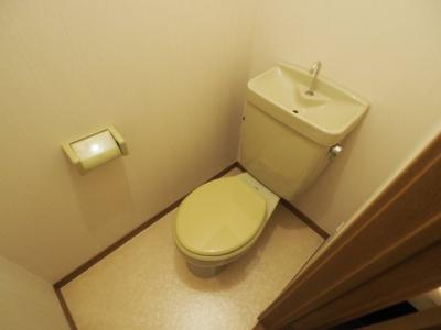【トイレ】サンテメゾン