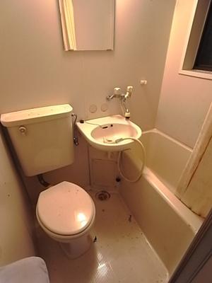 【浴室】ライトコーポ