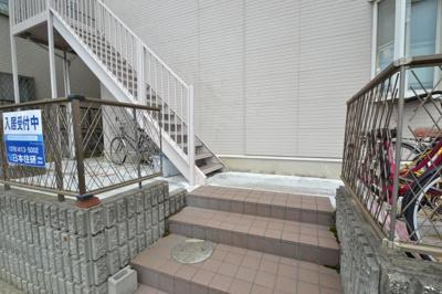 【エントランス】サンハイツ岡本