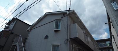 【外観】サンハイツ岡本
