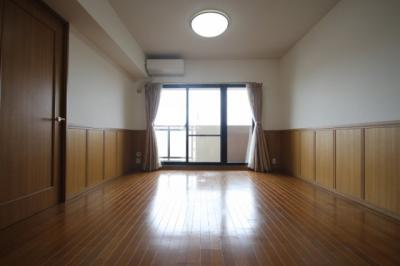【居間・リビング】レジオン王子公園エルコート