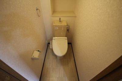 【トイレ】レジオン王子公園エルコート