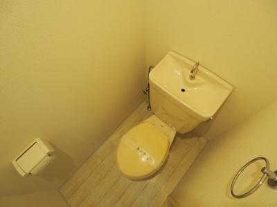 【トイレ】サンハイツ岡本