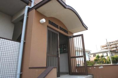 【エントランス】KAME HOUSE