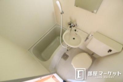 【浴室】レジデンス元城
