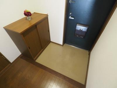 【玄関】サンプレイス